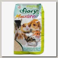 Наполнитель для грызунов Fiory Maislitter Profumato кукурузный, лимон