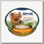 Консервы для собак Happy Dog Natur Line, паштет из индейки