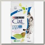 Корм для кошек Cat Chow Feline 3 в 1 с домашней птицей