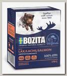 Консервы для собак Bozita Salmon Кусочки в желе с Лососем