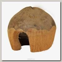 Домик для мелких животных Triol NATURAL из кокоса Норка, 100-130мм