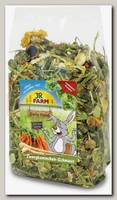 Корм для карликовых кроликов JR FARM Classic feast