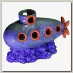 Декорация для аквариума GloFish Подводная лодка с GLO-эффектом