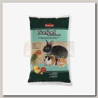 Наполнитель для грызунов Padovan SANIPET profumato кукурузные гранулы