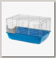 Клетка для кроликов, INTER-ZOO RABBIT 60 ZINC FOLDING, складной борт 59*36*31 см