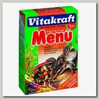 Корм для белок Vitakraft Premium Menu Основной