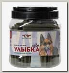 Лакомство для собак Green Qzin Улыбка Calm № 16 Мягкие жевательные палочки для крепкой нервной системы, 55 шт