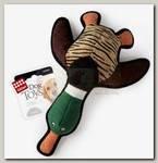 Игрушка для больших собак GiGwi Утка с пищалкой