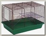 Клетка для джунгариков Зоомарк 2-х этажная 36*24*23 см