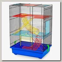 Клетка для грызунов, INTER-ZOO TEDDY II 37*25*51 см