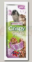 Палочки для кроликов и шиншилл VERSELE-LAGA Crispy с лесными ягодами