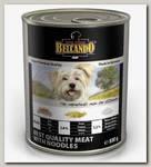Консервы для собак Belcando со вкусом мяса с лапшой