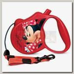 Поводок-рулетка для собак до 20 кг Triol Disney Minnie M