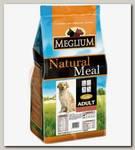 Корм для собак Meglium Adult Gold