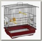 Клетка для канареек и маленьких экзотических птиц Ferplast Giusy, черная