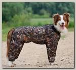 Комбинезон для собак утепленный OSSO Fashion (кобель)