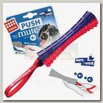 Игрушка для собак средних и крупных пород GiGwi Палка с отключаемой пищалкой