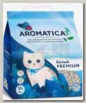 Наполнитель для кошачьего туалета AromatiCat Premium Белый