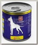 Консервы для собак VitAnimals Говядина