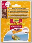 Корм для рыб TetraFreshDelica Bloodworms мотыль в желе