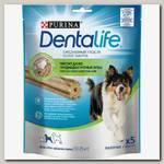Лакомство для собак средних пород DentaLife, уход за полостью рта