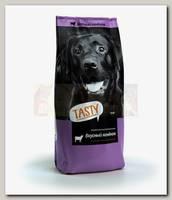 Сухой корм для собак Tasty с ягненком