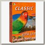 Корм для средних попугаев Fiory Classic