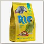 Корм для крупных попугаев Rio основной