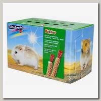 Переноска для мелких грызунов Vitakraft картон 14 см х 8 см х 9 см