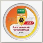 Крем защитный Пчелодар с прополисом и воском для лап собак и кошек