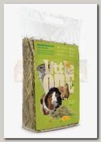 Горное сено для грызунов Little One с одуванчиком