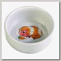Миска для морских свинок Trixie керамическая
