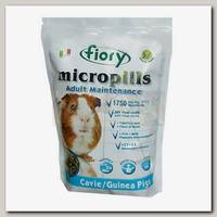 Корм для морских свинок Fiory Micropills Guinea Pigs