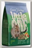 Корм для дегу Little One Зеленая долина из разнотравья