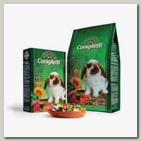 Основной корм для декоративных кроликов и молодняка Padovan Premium Coniglietti комплексный