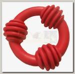 Игрушка для собак ДАНКО дентологическая Орбита, диаметр 8 см