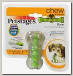 Игрушка для собак Petstages Хрустящая косточка резиновая очень маленькая