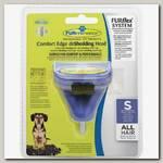 Насадка для собак мелких пород Furminator Furflex против линьки S