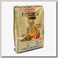 Корм для взрослых кроликов Dajana Exclusive