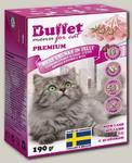 Консервы для кошек BUFFET Tetra Pak кусочки в желе с ягненком