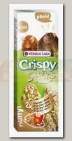 Палочки для крыс и мышей VERSELE-LAGA Crispy с попкорном и орехами