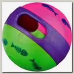 Игрушка для кошек Trixie, мяч для лакомства