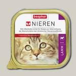 Консервы для кошек Beaphar Nieren Lamm Полнорационная диета с ягненком (паштет)