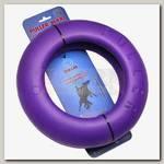 Тренировочный снаряд для животных Puller Maxi, диаметр 30 см, фиолетовый