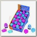 Игрушка для собак Nobby Зверьки дисплей (набор) 24шт