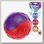 Игрушка для маленьких собак GiGwi Три мяча с пищалкой