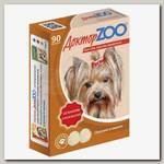 Витамины для собак Доктор ZOO Со вкусом копченостей 90 табл.