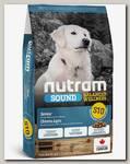 Сухой корм для пожилых собак Nutram Sound Senior Dog