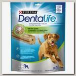 Лакомство для собак крупных пород DentaLife, уход за полостью рта