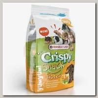 Дополнительное питание для грызунов с клетчаткой VERSELE-LAGA Crispy Snack Fibres